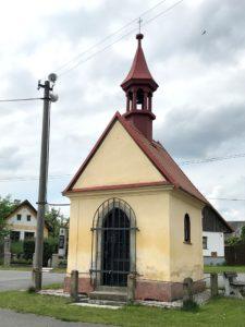 Kaplička Nová Ves