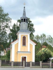 Kaplička Radochovy