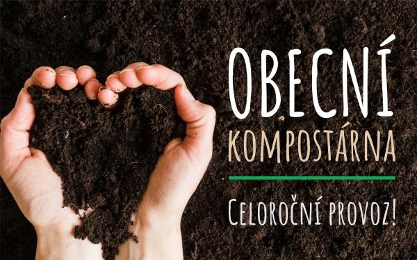Obecní kompostárna