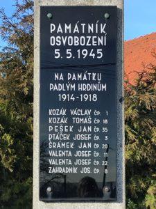 Pomník Nová Ves