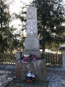 Pomník Partoltice